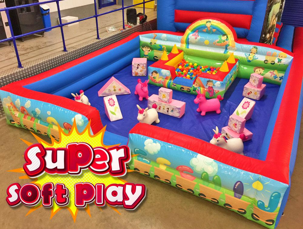 Super Bouncy Castles Bouncy Castle Hire Richmond Soft